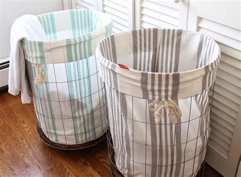 vintage style iron laundry basket on wheels jpg 1552x1145